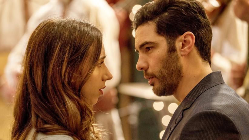 Berlinale: Clara (Zoe Kazan) tanzt mit Marc (Tahar Ramin).