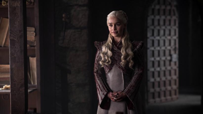 Hat mittlerweile schon etwas Tantenhaftes: Daenerys Targaryen.