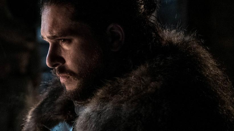 Hätte von sich aus ewig ins Nichts starren können: Jon Snow.