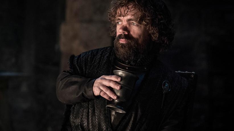 Sein Herz war groß, so groß wie seine Leber: Tyrion Lannister.