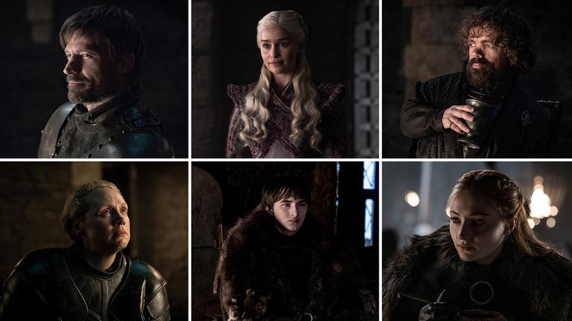 """""""Game of Thrones"""": Letzte Worte vor der Schlacht"""