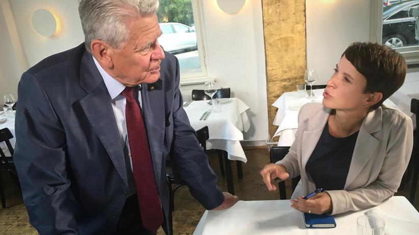 TV-Doku mit Joachim Gauck: Ossis gegen Ossis