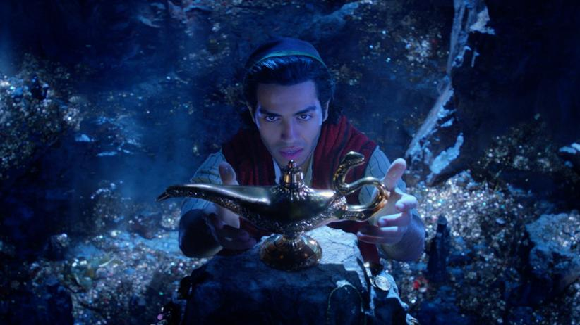 """Aladdin"": Mena Massoud als Aladdin in der Disney-Neuverfilmung von Guy Ritchie"