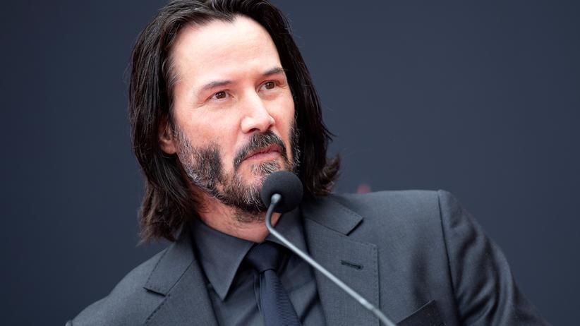 Keanu Reeves: Der Schmerzensmann des Actionkinos