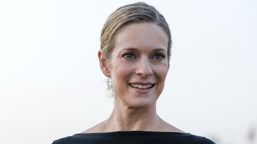 Schauspielerin: Die Schauspielerin Lisa Martinek