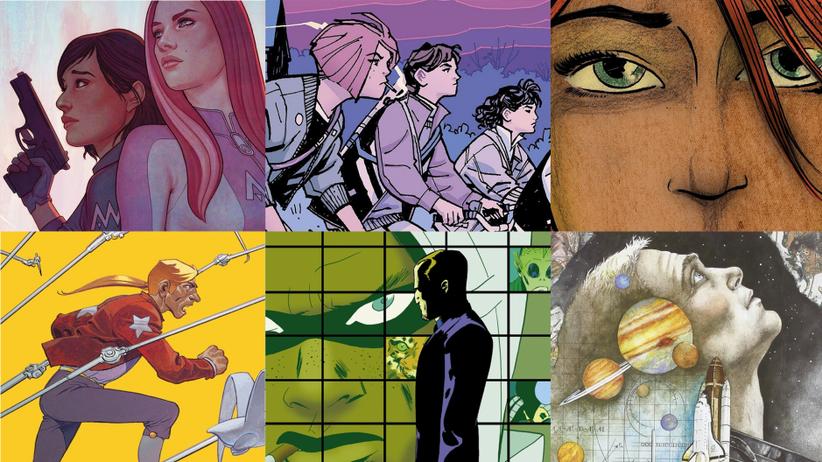 Kultur: Diese Comics sollten endlich zu Serien werden
