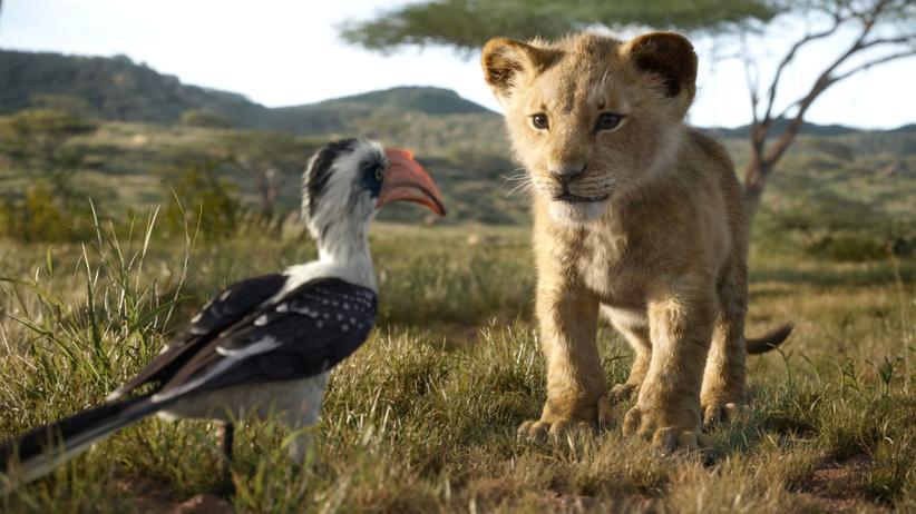 """""""König der Löwen"""": Welche Hautfarbe hat ein Löwe?"""