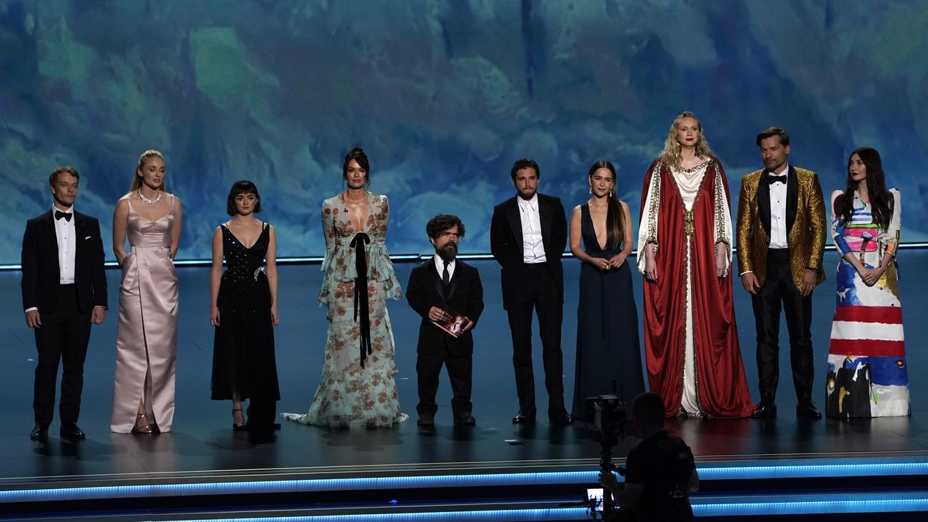 """Emmy Awards: """"Game of Thrones"""" gewinnt zwölf Emmys"""