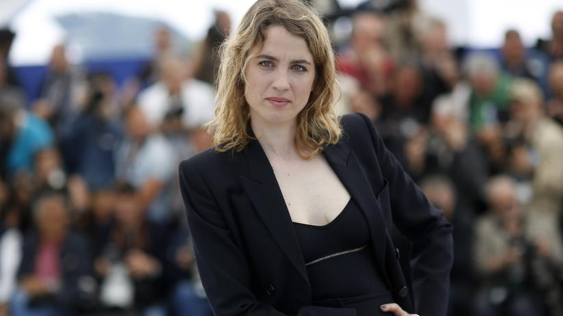 Adèle Haenel: Adèle Haenel bei der Premiere ihres Films im Mai in Cannes