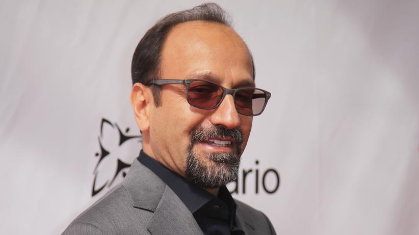 """Regimekritik: Der Filmemacher Asghar Farhadi bei der Premiere von """"Everybody Knows"""" beim Internationalen Film Festival in Toronto am 8. September 2018."""