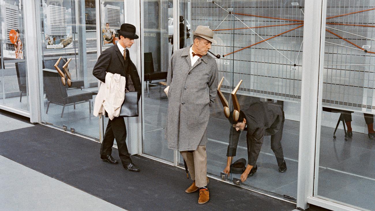 His Life and Art Jacques Tati