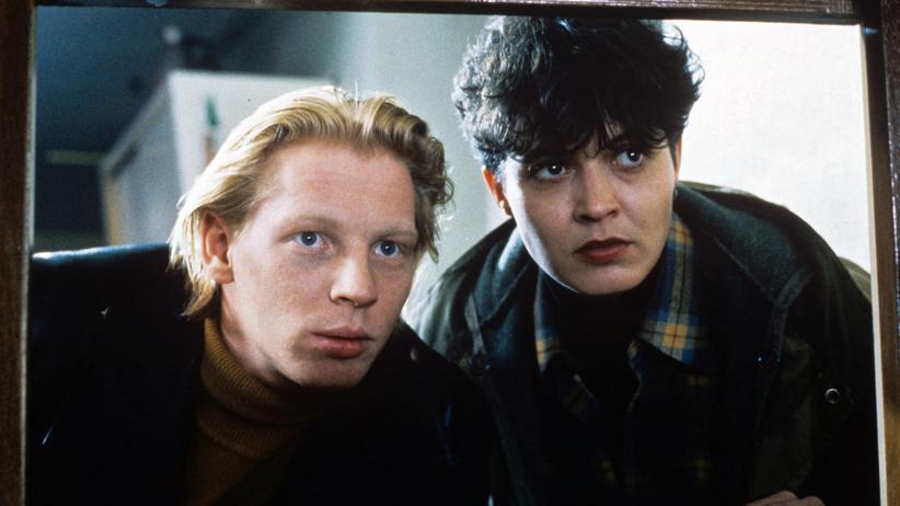 """Tatort"" Ludwigshafen: Becker und Folkerts im dritten Odenthal-Fall ""Tod im Häcksler"", 1991"