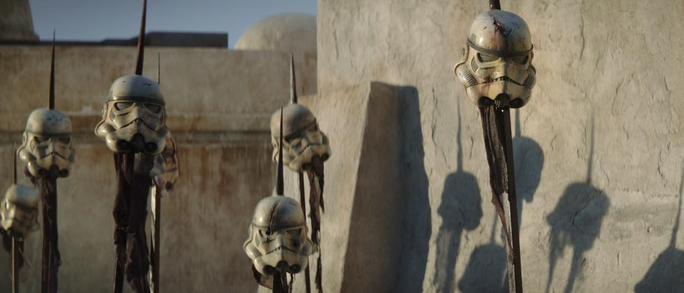 """The Mandalorian"": Vierzig machtlose Minuten"