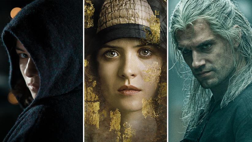 """Binge-Watching: Henriette Confurius in """"Die verlorene Tochter"""", Liv Lisa Fries in """"Babylon Berlin"""" und Henry Cavill in """"The Witcher"""""""