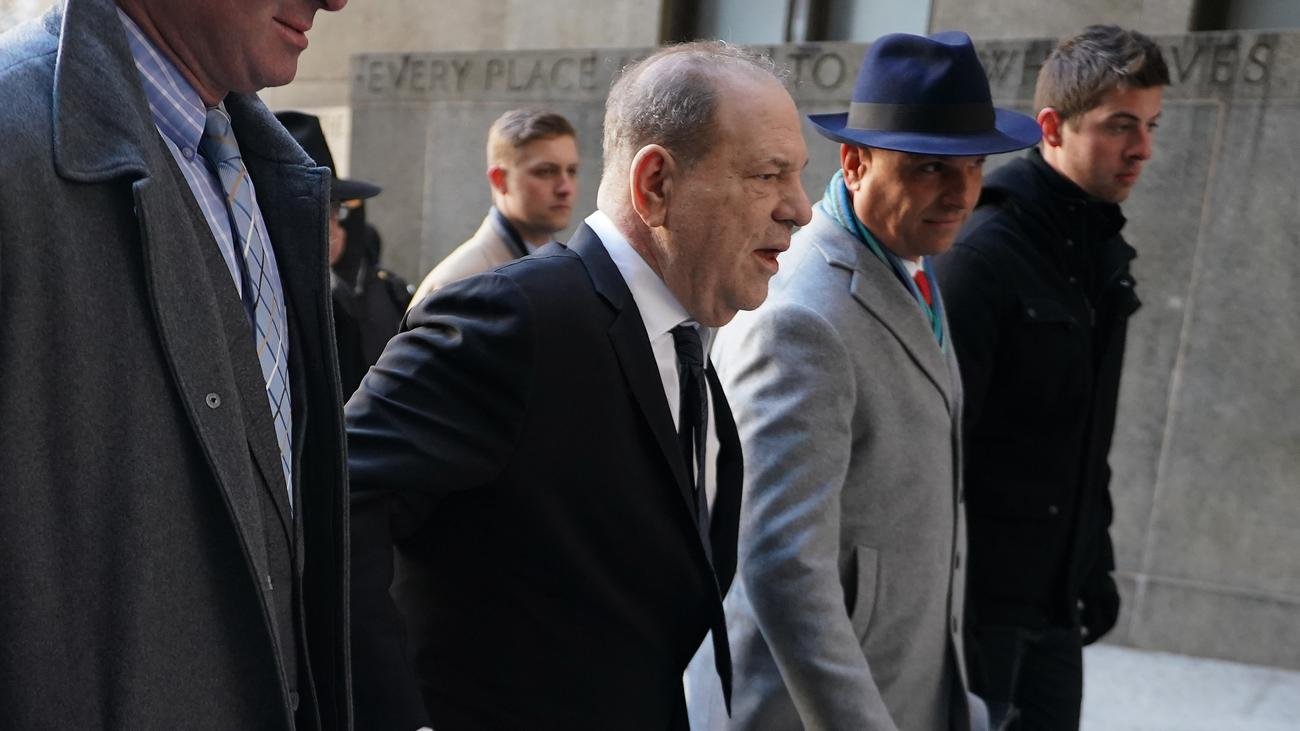 """Harvey Weinstein: """"Zwei Realitäten"""""""