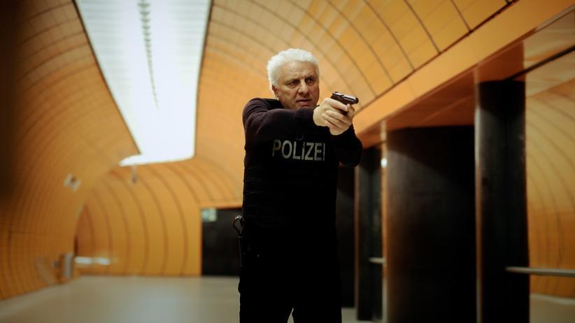 """""""Tatort"""" München: Einsatz im U-Bahnhof Marienplatz: Franz Leitmayr (Udo Wachtveitl)"""