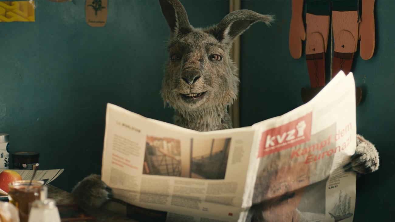 die känguru chroniken film wiki