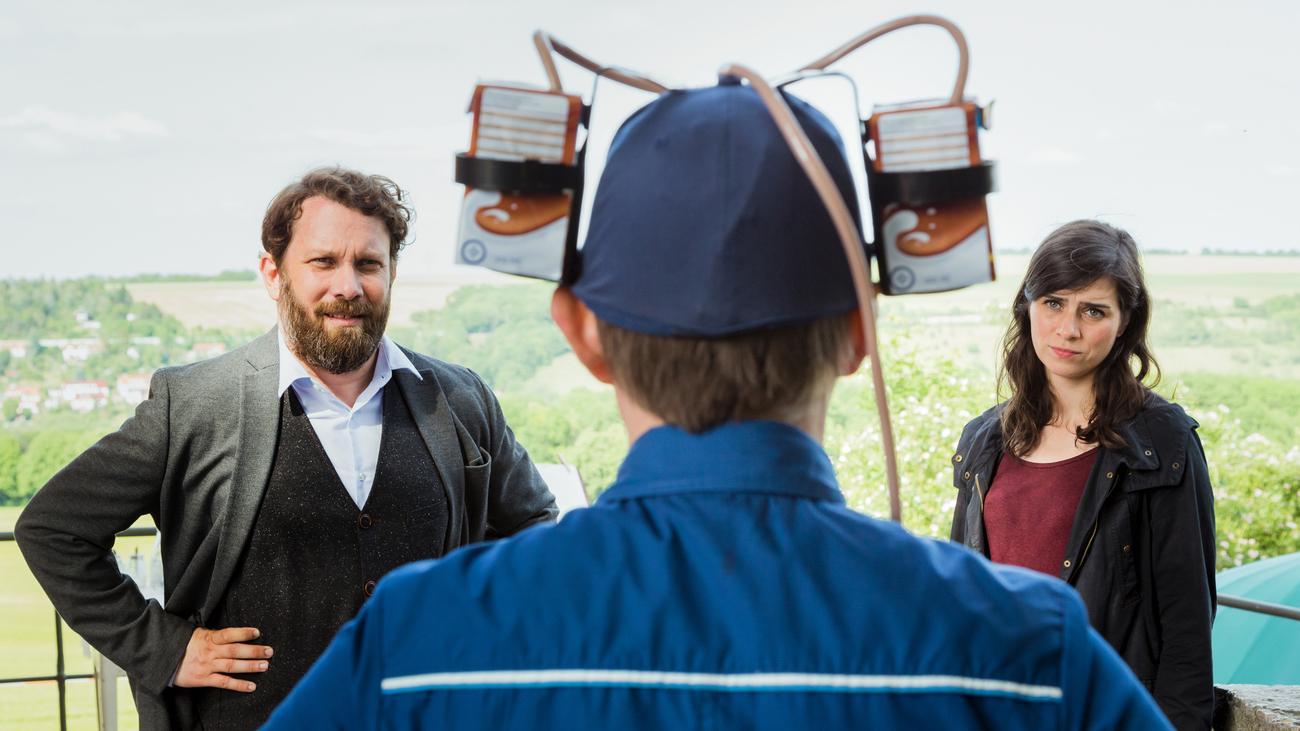 """""""Tatort"""" Weimar: Die können was am Rost"""