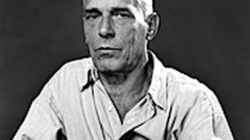 Zum Tod von Roger Melis: Roger Melis, Selbstporträt