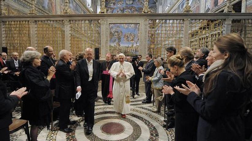 Vatikan: Wir sind Michelangelo