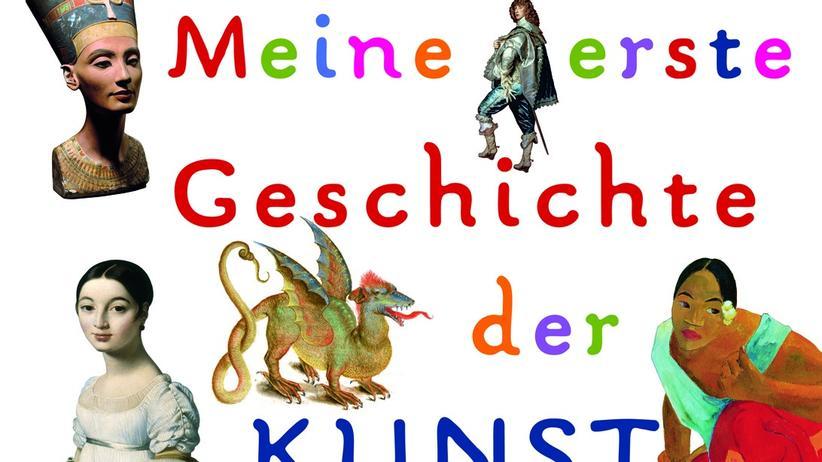 Kunstbücher für Kinder: Mehr als nur schön bunt