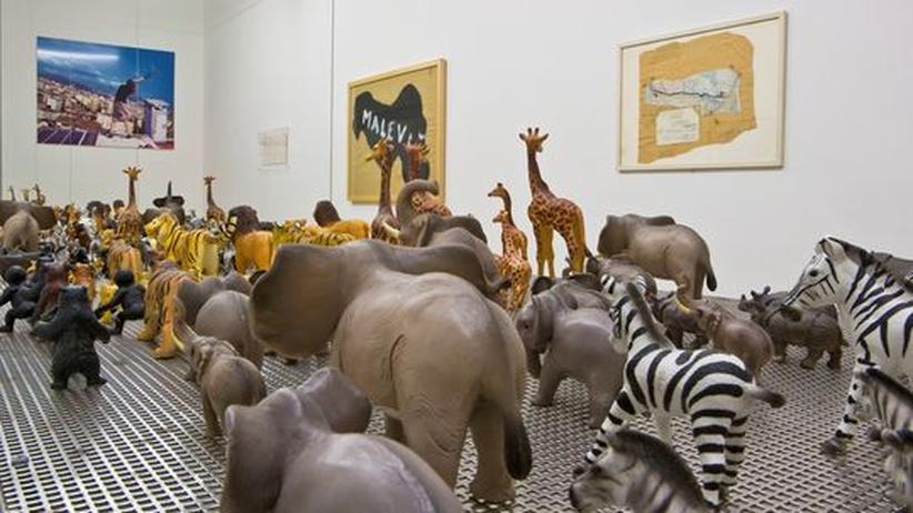 ZEIT-Museumsführer: Vergleichbar nur mit Getty