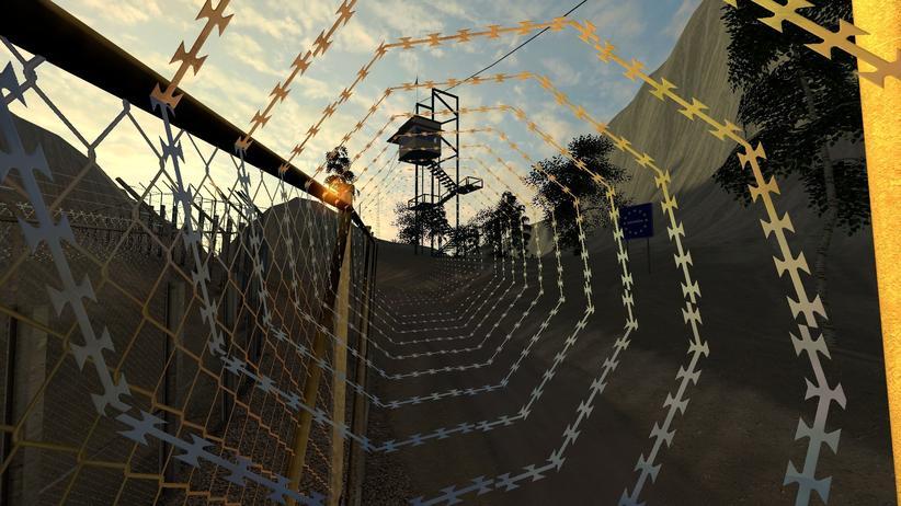 """Computerspiel """"Frontiers"""": An der Grenze zwischen Kunst und Spiel"""