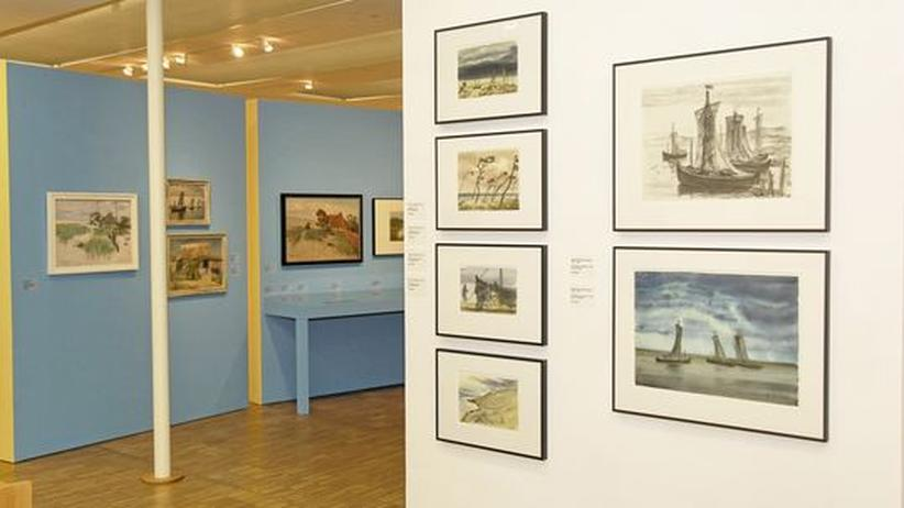 Der ZEIT-Museumsführer (37): Aktuelle Ausstellung der Künstlerkolonie Nidden in der Gemäldegalerie Dachau