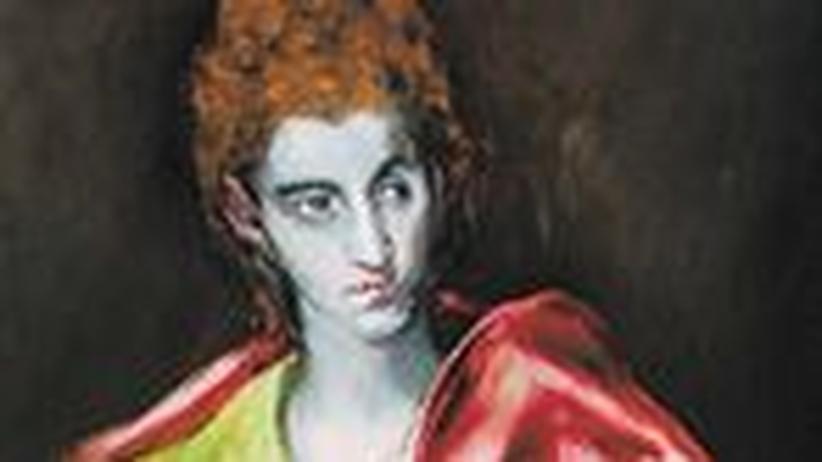 El Greco-Ausstellung in Brüssel: Triumph der verformten Farbigkeit