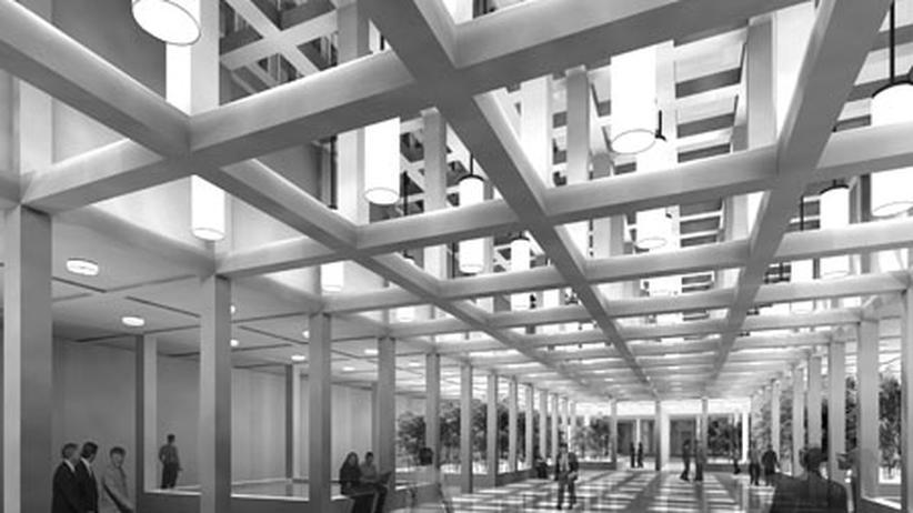 Neubau der BND-Zentrale: Moderne Festung