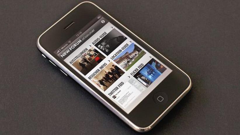 Kunst und iPhone: Museum 2.0