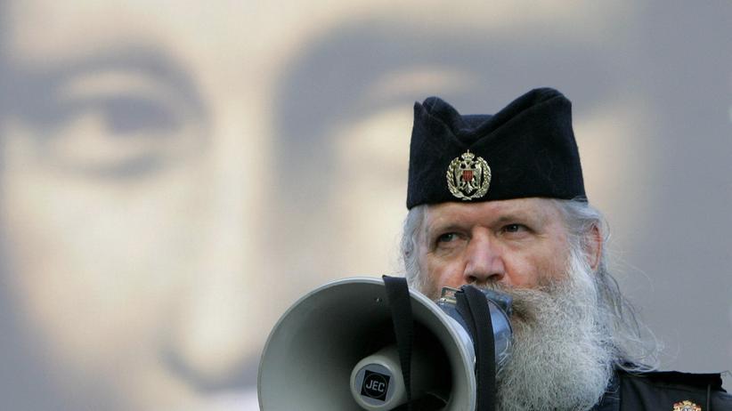 """Moskauer Ausstellung """"Verbotene Kunst"""": Vorwurf: Gotteslästerung"""