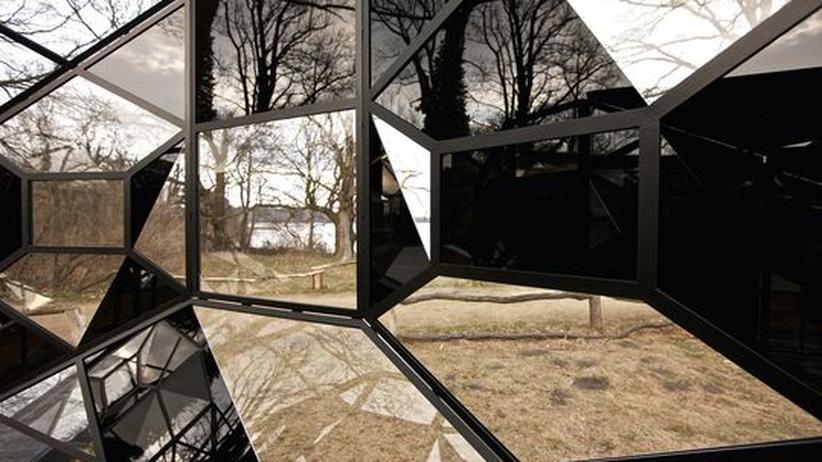 Kunst-Projekt: Spiegelinstallation in Berlin von Olafur Eliasson
