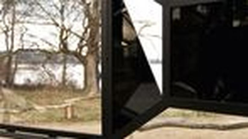 Kunst-Projekt: Vorboten einer Ausstellung