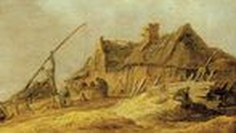Brigitte Kronauer über Jan van Goyen: Revolte und Untergang in einem kleinen Gemälde