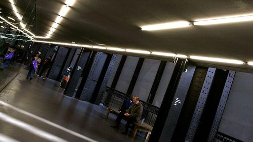 Innenansicht der Tate Modern