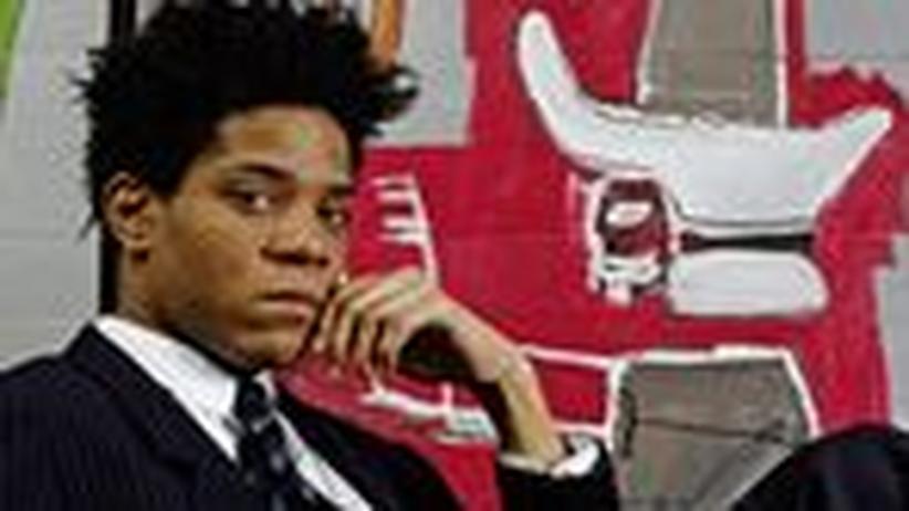 Ausstellung Jean-Michel Basquiat: Liebling der 80er Jahre
