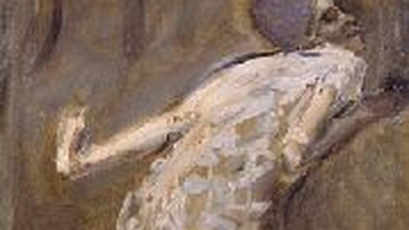 "Landesmuseum Mainz: Max Slevogt: ""Tilla Durieux als Weib des Potiphar"", 1921"