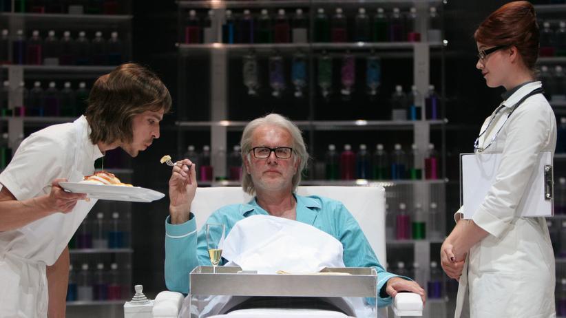 Schauspiel: Harald Schmidt im Zentrum einer Fabel