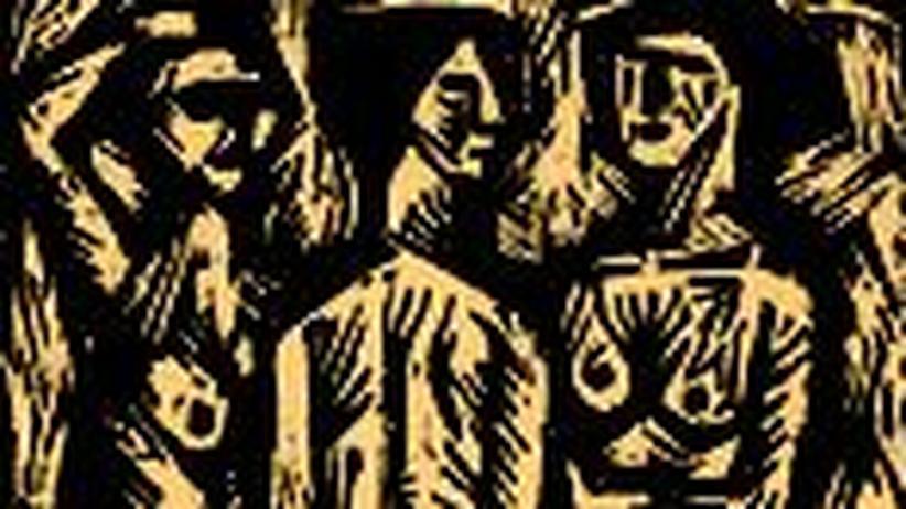 Kunst-Auktion: Sigmar Polkes erste Fingerübung