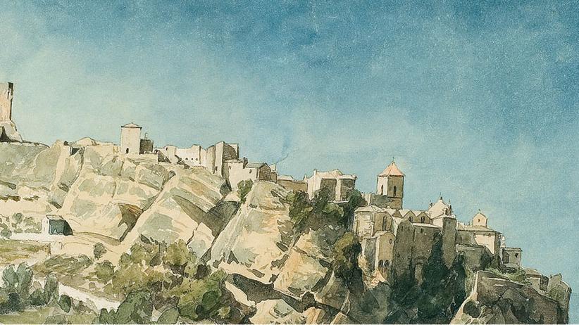 Johann Wilhelm Schirmer: Und diese Landschaften sollen Kunst sein?