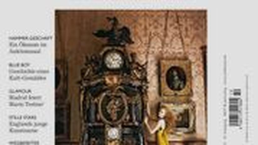 Cover Weltkunst Ausgabe No. 10 2010