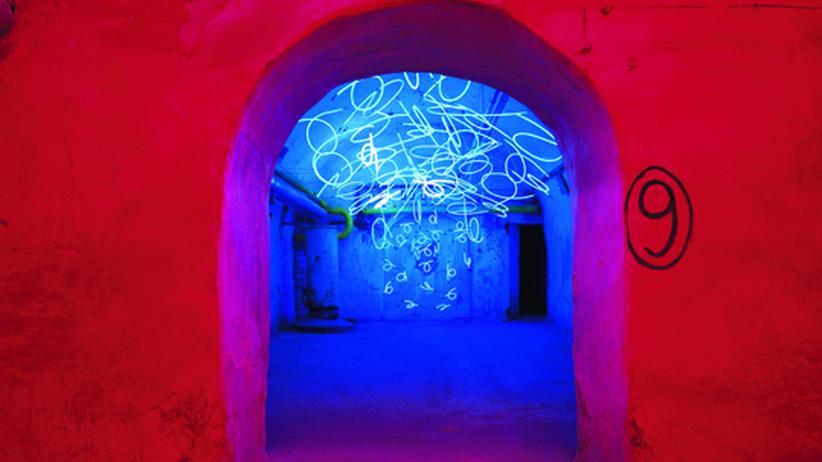 Lichtkunst: Erleuchtung im Ruhrgebiet