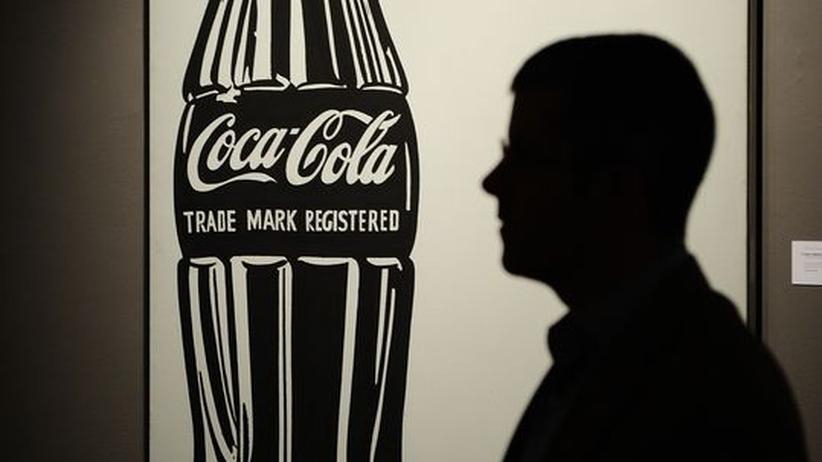 Wechselte für etwa 35 Millionen den Besitzer: Andy Warhols Bild einer Cola-Flasche