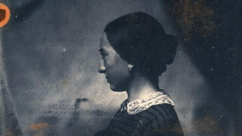 Jean Baptiste Frenet, Porträt einer Dame um 1855
