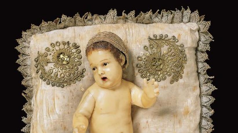 Jesuskindfiguren: Kunst in der Krippe