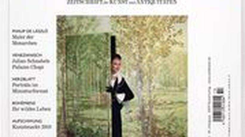 Erschienen im Magazin Weltkunst, Ausgabe November 2010