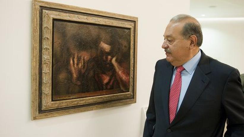 Milliardär Carlos Slim: Die reichste Sammlung der Welt