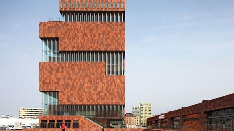 Antwerpen: Boxenstopp an der Schelde