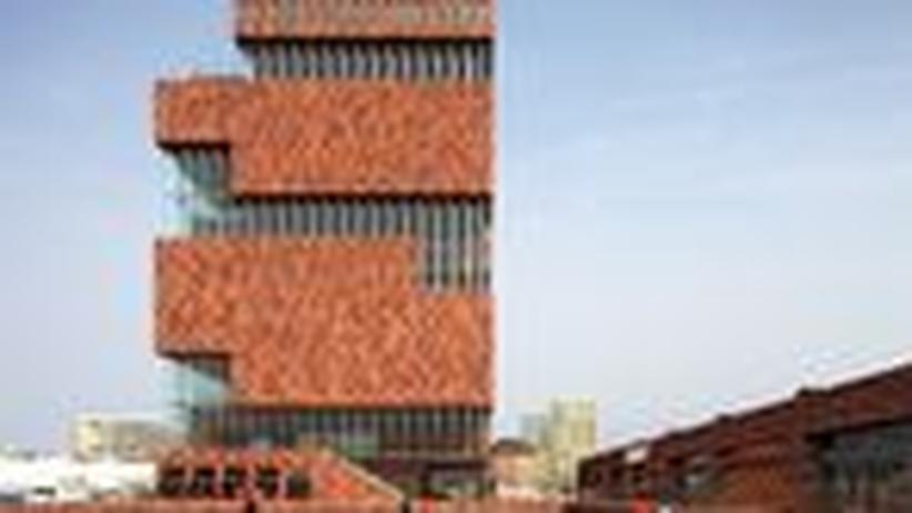 Antwerpen: Ein Museum als Leuchtturm der Geschichte